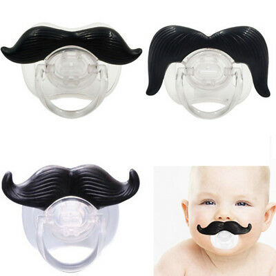 Safety Funny Baby Pacifier Dummy Nipple Teethers Toddler Pacy Orthodontic Tool