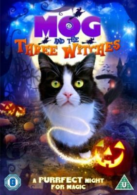 Mog & The Three Witches Dvd [Uk] New Dvd