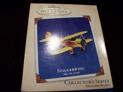Hallmark - Sky's The Limit  #5 - Staggerwing -