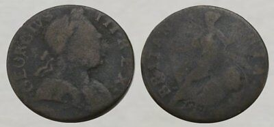 * EXCITING !! * King George III Revolutionary War Coin *