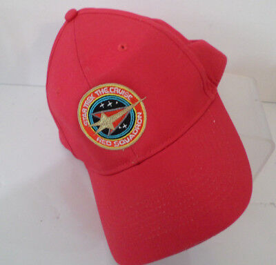 STAR TREK  THE Cruise Baseball Cap 2017 Inaugural Voyage -  7.95 ... 31f4f8a55737