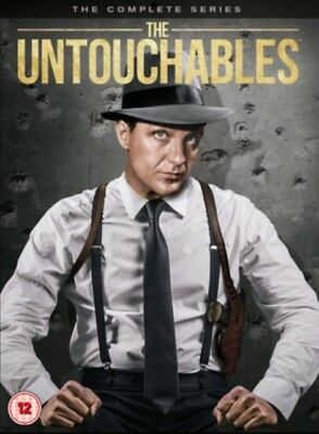 The Untouchables - The Complete Series [DVD], 5030697038395