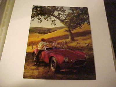 Vintage Original Postcards----427 Cobra
