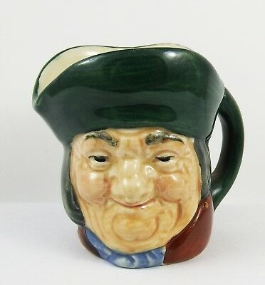 Lovely Vintage Royal Doulton Small Size Character Jug Toby Philpots