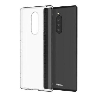 Ultra Slim TPU Phone Case Cover Fit for Sony Xperia XZ 4