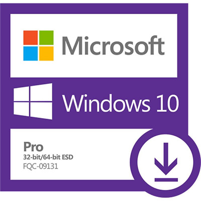 Windows 10 Professional Retail Activation Key (32/64Bit)
