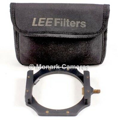 Lee Filters Foundation Holder for 100mm Resin Filters, With Pouch. Others Listed