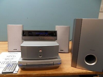 Pioneer XC-L11 / M-L11 Mini-HI-FI System (working) with remote control
