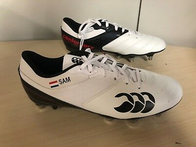 Canterbury Phoenix SG Rugby Boots  UK 10.5 White  rrp £60