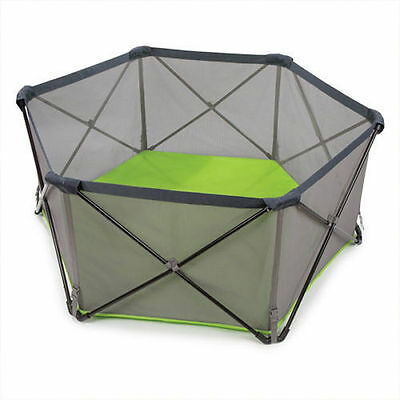 Summer - Infant Pop 'N Play Portable Playpen (Perfect for in doors and Summer)