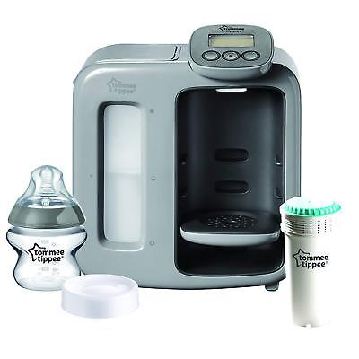 Tommee Tippee Closer to Nature Perfect Prep Maschine, Grau