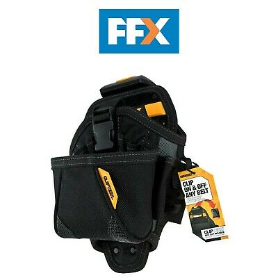 ToughBuilt TB-CT-20-LX ClipTech Drill Holster Specialist with Belt Clip