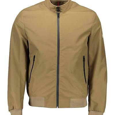 Giacca 127038 GUESS JEANS BOMBER UOMO MARRONE Coat Jacket