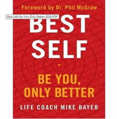 Best Self Be You Only Better 2019 [(PDF)]