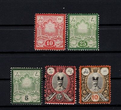 P98928/ Irran / Forgeries / Faux / Lot 1882 Neuf * / Mh