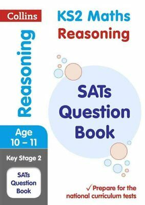 KS2 Maths - Reasoning SATs Question Book 2019 Tests by Collins KS2 9780008201630