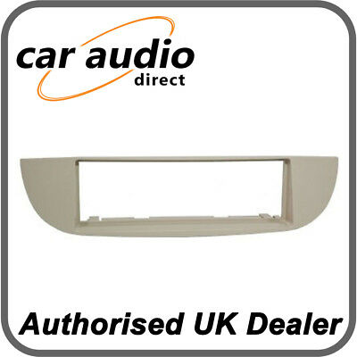 Connects2 CT24FT17 Facia Plate for Fiat 500 2007> 2015 - Ivory