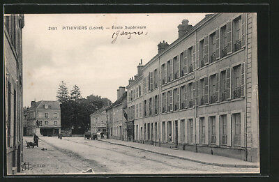 CPA Pithiviers, Ecole Superieure
