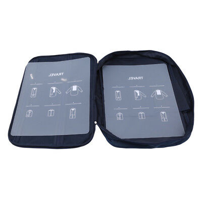 Formal Shirt Travel Storage Bag Clothes Packing Luggage Organizers with Zipper S