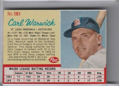 Image result for carl warwick st. louis cardinals