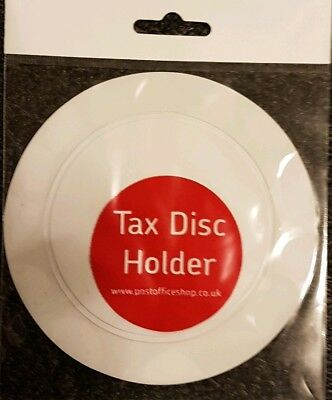 Post Office Tax Disc Parking Permit Holder New Free Delivery