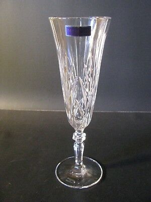 One Marquis Waterford Crystal Champagne Flute