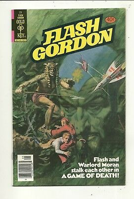 Flash Gordon # 23 Gold Key Very Fine/Near Mint Condition!!  Starts at $2!!