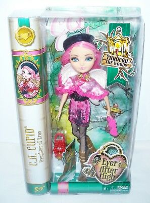 Ever After High Through The Woods C.a. Cupid Doll Outfit Shoes (New)