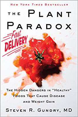 "The Plant Paradox: The Hidden Dangers in ""Healthy"" new (pdf,kindle,ebup) HOT"