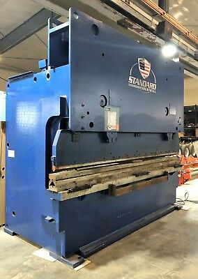 #10078: Standard Industrial Hydromechanical Press Brake