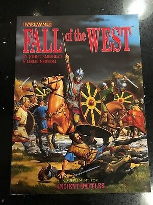 Warhammer Historical Wargames ANCIENT BATTLES - Fall of the West supplement