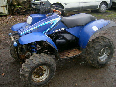 Polaris 300 D-bat diesel quad bike