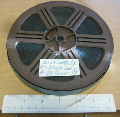 8 mm Stag Film 1950's? Maybe 1960's 3 Films on 1 Reel