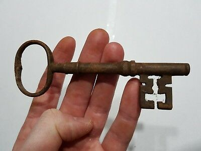 Big Long Old Antique Vintage Keys Rustic Home Decorations Steampunk Skeleton Key