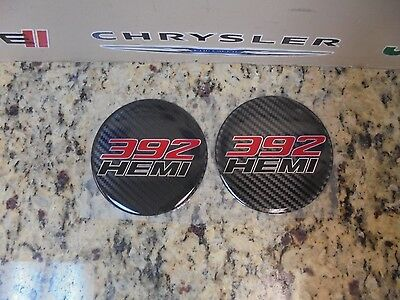 Challenger Charger Under Hood Beverage Delete Emblem Decal Carbon Fiber 392 Hemi