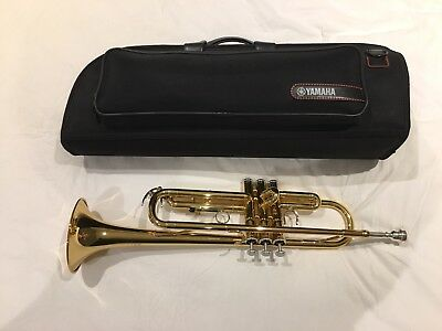 Yamaha YTR2330 Trumpet - Immaculate Condition Hardly Used - Case included