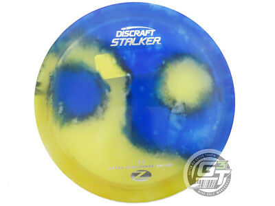 NEW Discraft Elite Z Stalker 167-169g Yin Yang DYED Fairway Driver Golf Disc