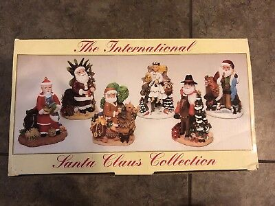 The International Santa Claus Collection (Santa Claus) [Six Countries]