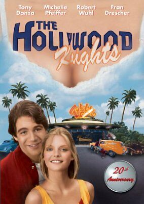 THE HOLLYWOOD KNIGHTS New DVD 20th Anniversary Edition