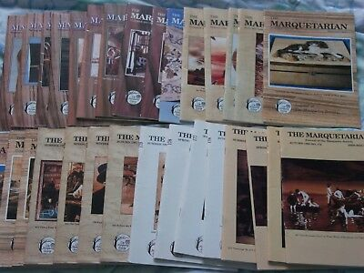 THE MARQUETARIAN Journal of the Marquetry Society Magazine Back Issues WOOD