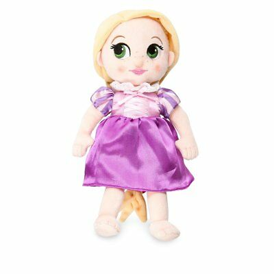 Disney Store Animators Collection Rapunzel Plush Doll Disney Parks NWT SHIPSFREE
