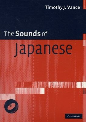The Sounds of Japanese with Audio CD (Audio CD), Vance, Timothy J...