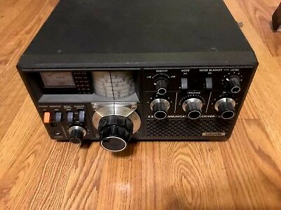 Lafayette BCR-101  6 Band Communication Receiver