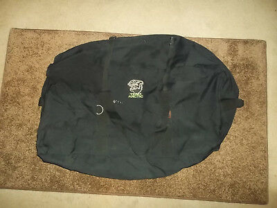 Compass Brand~Super Large Gear Bag ~Snowmobile~ Black~Arctic Cat Patch