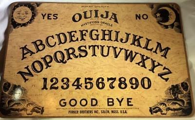 board only! OUIJA BOARD William Fuld PARKER BROTHERS in excellent condition!
