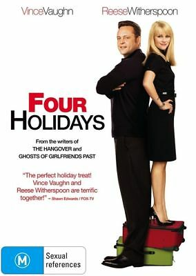 Four Holidays (DVD, 2009)