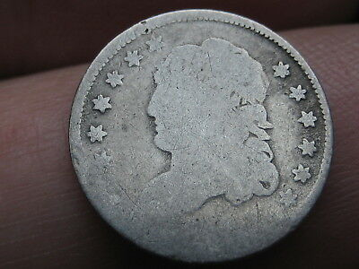 Capped Bust Half Dime- Large 5C