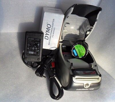 Dymo 450 Thermal Paper Label Writer Never Used - Missing Spool