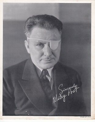 WILEY POST - belnord theatre, EAST BALTIMORE 1935 MOVIE give-a-way 1935  picture