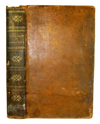 1824 NEW YORK HISTORY GAZETTEER State Cities Towns ERIE CANAL Industry Genealogy
